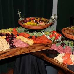 Charcuterie Stations